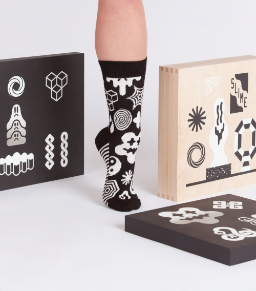 Toykyo collaboration with Happy Socks