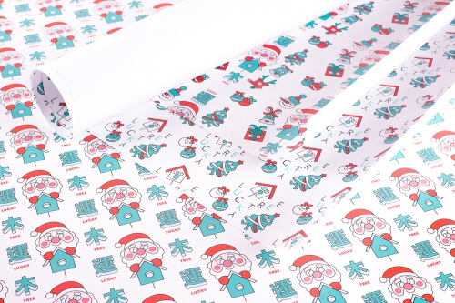 Luckytree Wrapping Paper