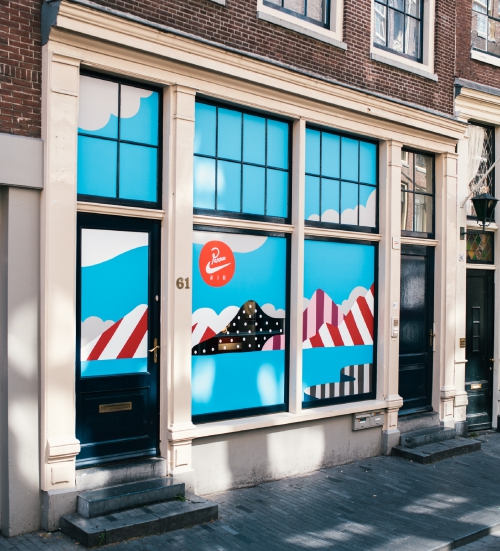 Nike x Parra - Patta Store Pop-Up