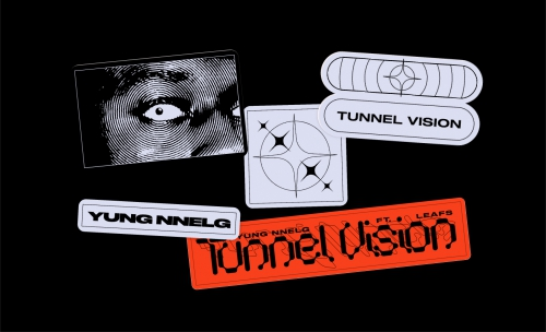Yung Nnelg - Tunnel Vision